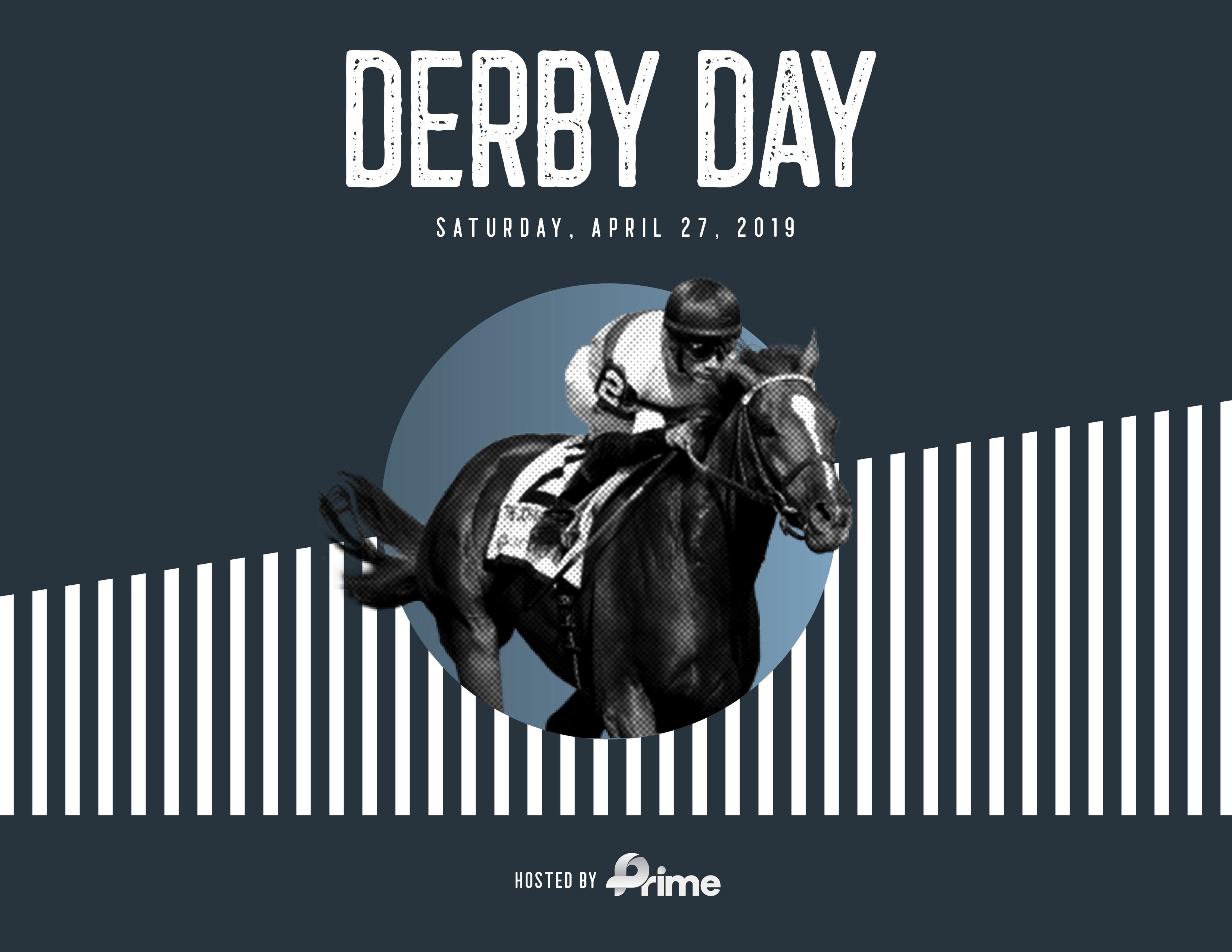 2019 Derby Day is right around the corner!